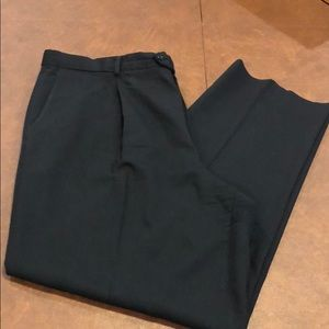 Men's Armani Collezioni Pleated Dress Pant